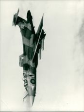Aircraft: Military - Sea Eagle Missiles on a Buccaneers
