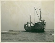 Shipwrecks/Accidents: The Cresence