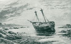 Shipwrecks: Norfolk wreck of Morchantman