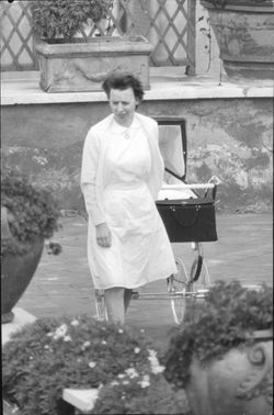 Audrey Hepburn's nurse.  While pregnant with Luca in 1969, Hepburn was more careful, resting for months and passing the time by painting before delivering him by caesarean section. Hepburn tried for another child but in 1974 had another miscarriage.