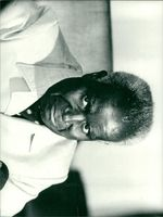 Kenneth Kaunda, President of Zambia