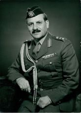 Portrait of Colonel Karian Ohan.