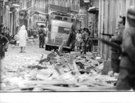 Devastated city due to Algerian War The Algerian War,  also known as the Algerian War of Independence or the Algerian Revolution