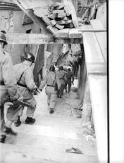Soldiers were into villages The Algerian War,  also known as the Algerian War of Independence or the Algerian Revolution