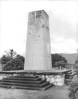 A huge monument.  - 1964