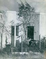 Adolf Eichmann's house.