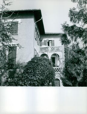 Photo of Marga Boodts Villa in Italy.