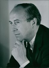 Portrait of Rt. Hon. Roy Jenkins, 1968.