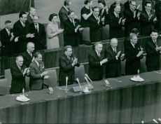 Government of Moskow 1965