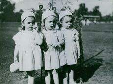 The triplets child. 1964