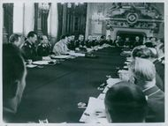 General assembly officers. 1941.