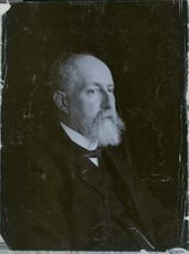 Portrait of Otto Samson.