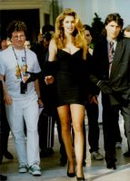 Cindy Crawford in Cannes.