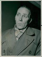 Montor Sven Eriksson who witnessed the accident in the forge center at the ironworks.