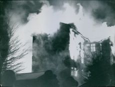 Heavy borås fire was the coolest fire 33 years ago