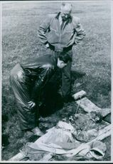 One of the nine found bodies from the 15 in Ormen Friskes crew