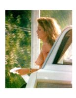 Picture taken by Cindy Crawford topless