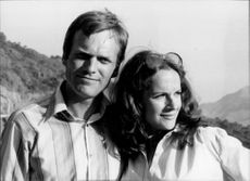 Mary Tamm and Malcom Stoddard.