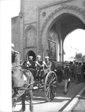 The funeral of King Mohammed V of Morocco in Rabat