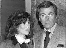 Robert Wagner with Jill St. John.