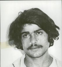 Portrait image of either of the killed in the hostage or one of the perpetrators of the terrorist attack.