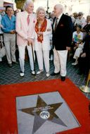 Dolores Hope gets his own star on the Walk of Fame