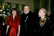 The opening of a fashion museum together with the Duchess of York