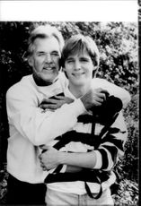 Kenny Rogers and Kenny Rogers Jr.