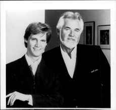 Kenny Rogers Jr. and Kenny Rogers.