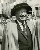 Honorary Degree of Sir Edward Heath