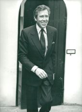 Lord Snowdon, happy father of a newborn daughter with his wife Lucy Lindsay-Hogg