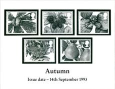 Stamps: British Commonwealth: Autumn.