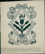Prince Andrew Wedding-Sarah's Coat of Arms
