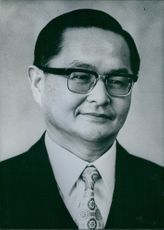 Portrait of Kinja Nidzeki. 1971.