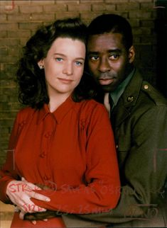 Kerry Fox and Courtney Vance.