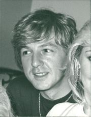 Bucks Fizz Pop group (bobby gee)