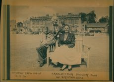 Charles and Judy Ponsonby-Fane at Brympton D'Evercy