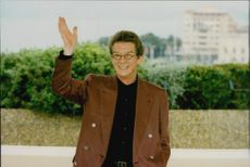 John Hurt at the Cannes Film Festival 1997