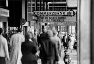 Buying street with Commerzbank