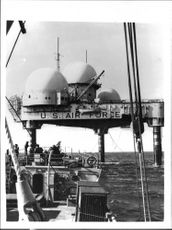 Radar equipment and telescopes until 1974