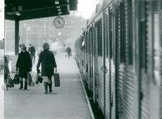 Various pictures from Marsta 1972.