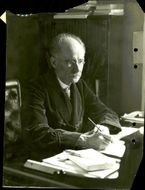 The author Ernst Didring