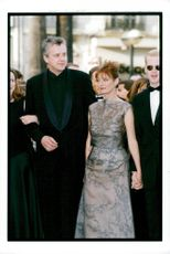 Tim Robbins, actor with his wife Susan Sarandon, actress