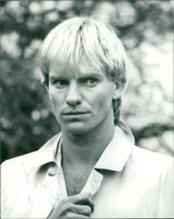 The Police: Sting.
