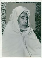 Casablanca after two attempts on his life the 73 year old sultan of morocco sidi mohammed ben arafa.