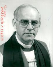 Rt Rev Peter Nott, Bishop of Norwich