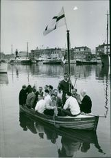 The yearmake of the rescue operation at Dunkerque. 1965