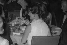 Princess Margaret in a function.