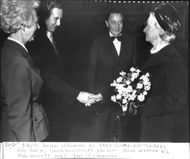 Princess Sibylla welcomed to the Red Cross annual meeting in Gothenburg Concert
