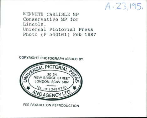 Kenneth Carlisle